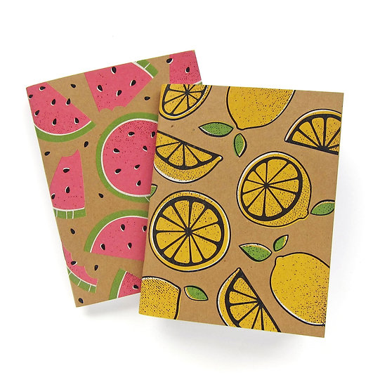 Melons and Lemons (Notebooks)