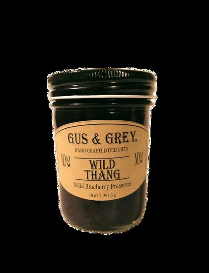 Wild Blueberry Preserves