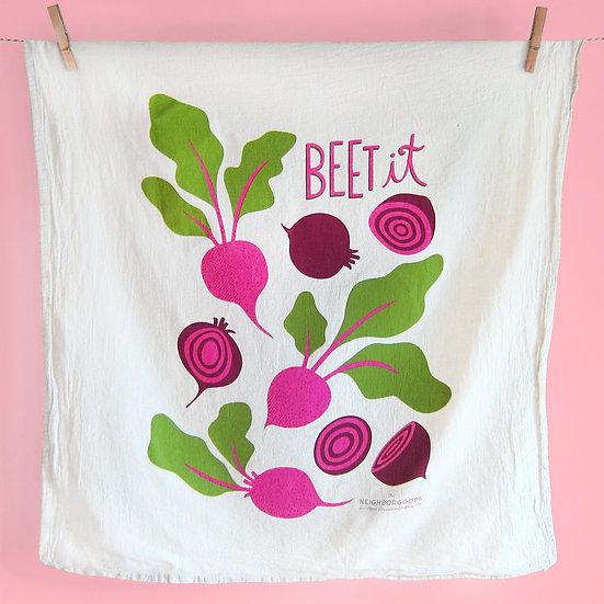 Beet It! (Towel)