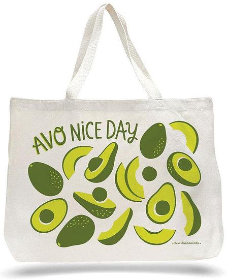 Avo Nice Day (Tote)