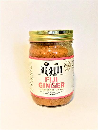 Fiji Ginger Almond Butter