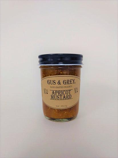 Apricot Mustard (Whole Grain)