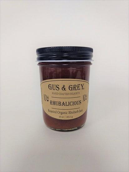 Rhubalicious (Roasted Rhubarb Preserves)