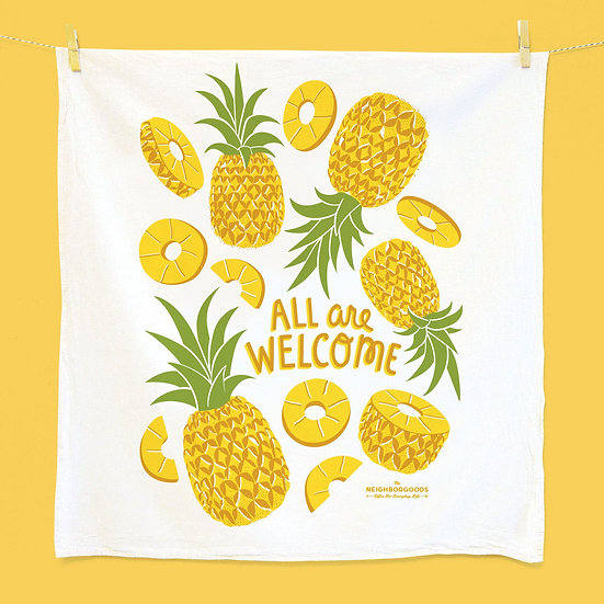 All Are Welcome (Towel)