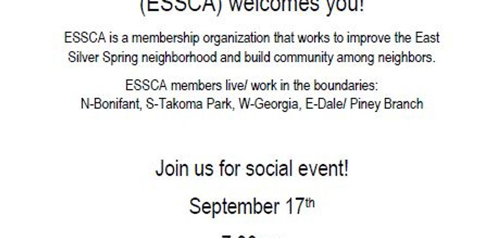 ESSCA Meeting