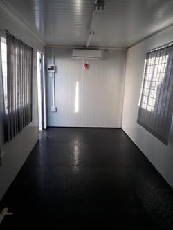 Inside an Exec Office