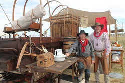 Wagon and Dutch Oven Contest