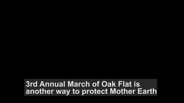 3rd March to Oak Flat focuses on Mother Earth