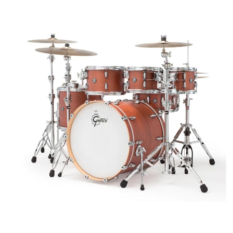 Gretsch Walnut Drum Kit