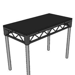 """4"""" DJ Table"""