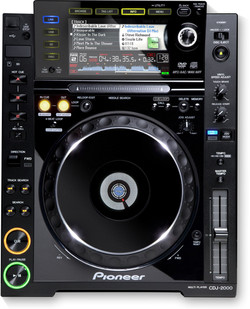 Pioneer CDJ 2000
