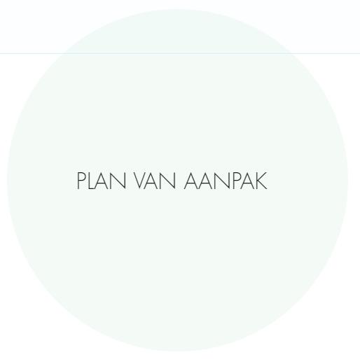 2. Plan van aanpak