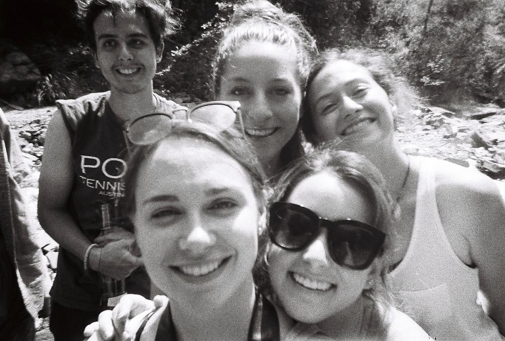 Hiking in Chantelouve