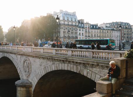 Les Parisiens | People Watching in Paris