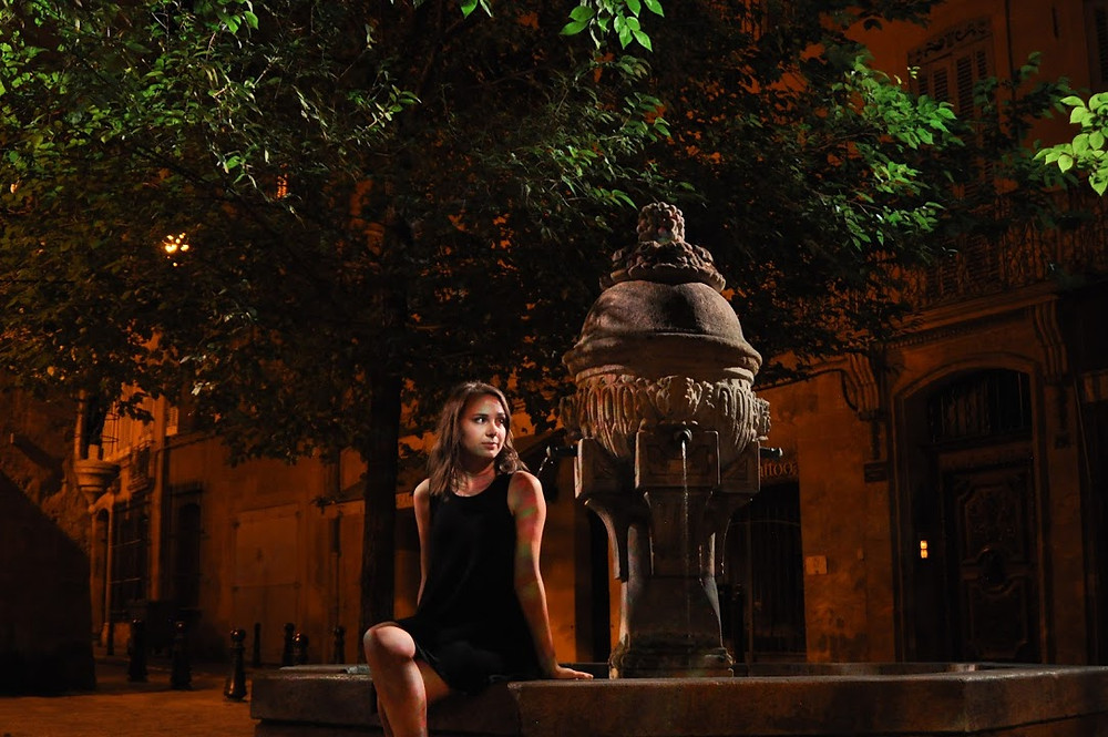 Photo by Javier Gomez at my favorite fountain in Aix