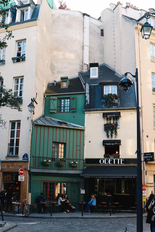 Cafe Odette
