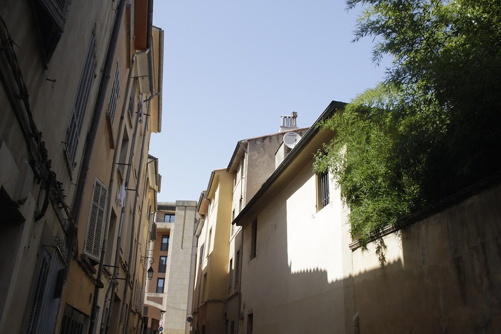 buildings in Aix
