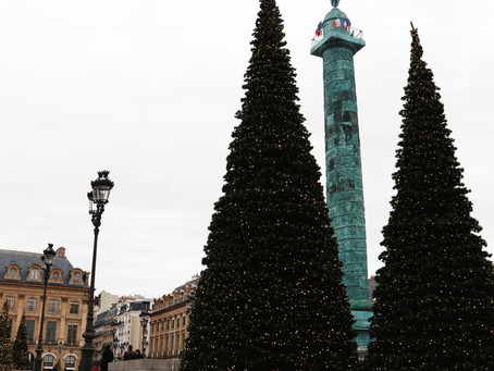 How to Celebrate Christmas in Paris
