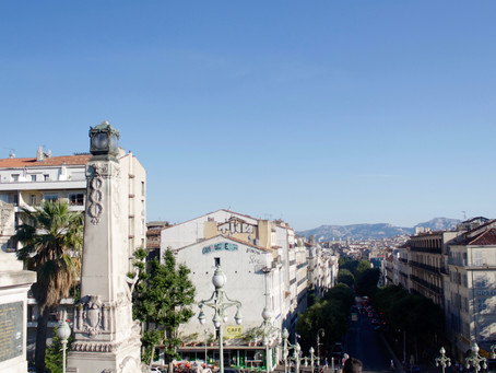A (surprise) day in Marseille