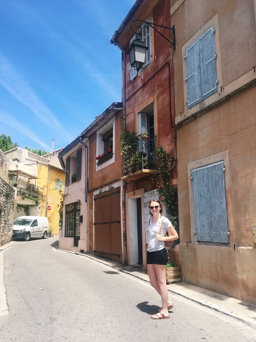The streets of Aix