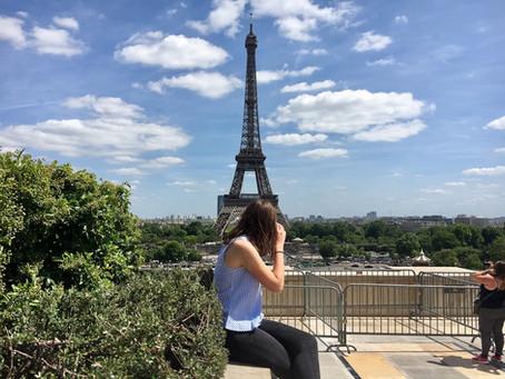 Paris is always a good idea