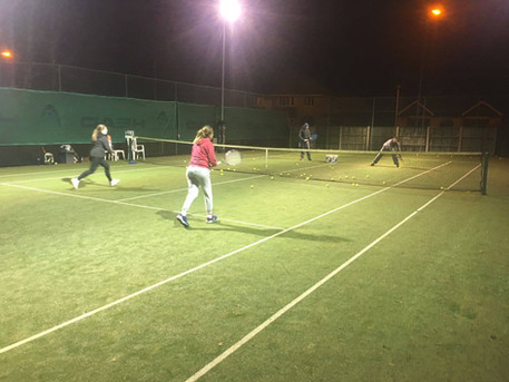 Adult Coaching - How not to reach a low ball by Henry Musgrave