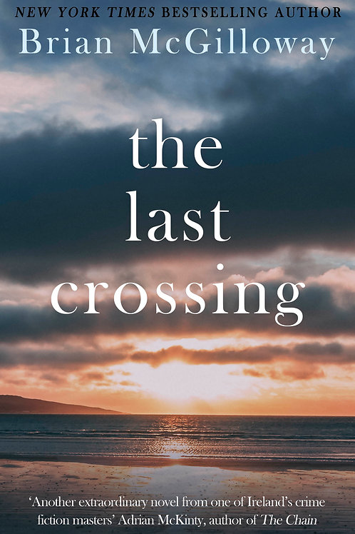 The Last Crossing by Brian McGilloway (paperback)