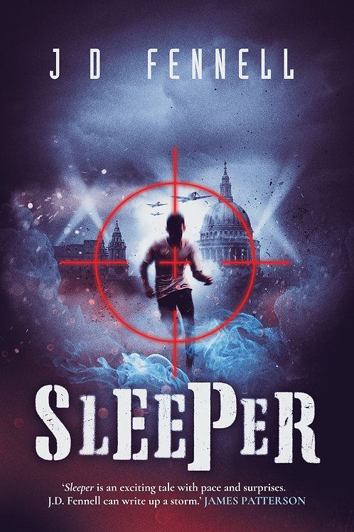 Sleeper by  J. D. Fennell