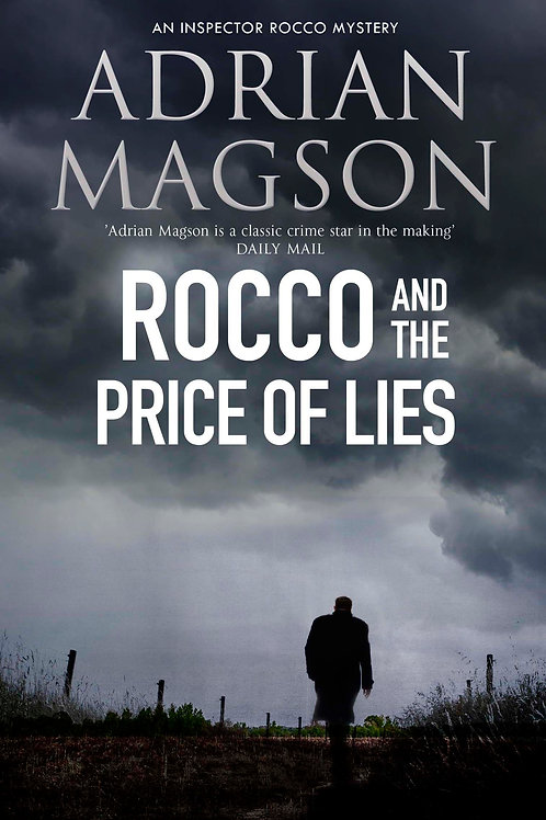 Rocco and the Price of Lies by Adrian Magson