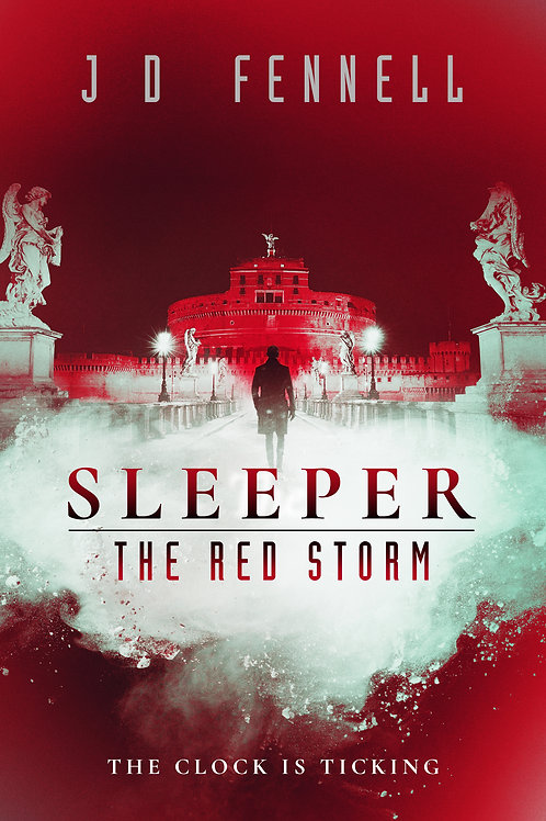 Sleeper: the Red Storm by J.D. Fennell
