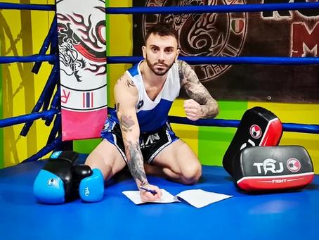 Federico Fava firma un accordo con Trojan Fight.