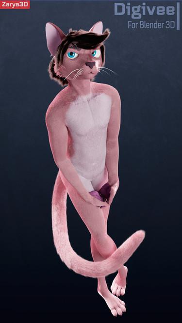 Digivee Model (Commission)