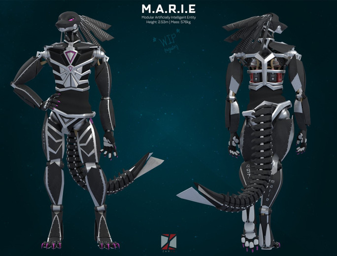 MARIE - Overview