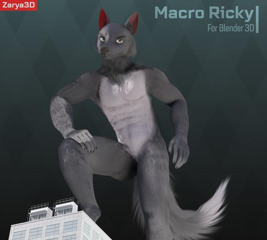 Macro Ricky Model (Commission)