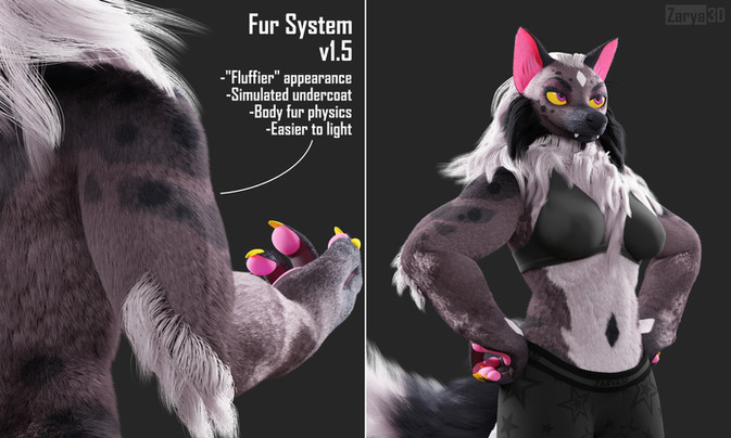 New Fur Systems