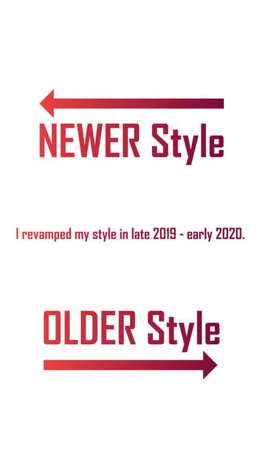 Style Change Boundary