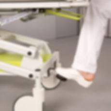 Allrad-Bremssystem mit Geradeauslauf - Einrichtung