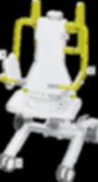 Hydraulischer Sitzlifter Novum 100