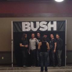 Bush Meet and Greet