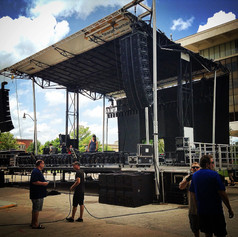 Plaza Concert Stage