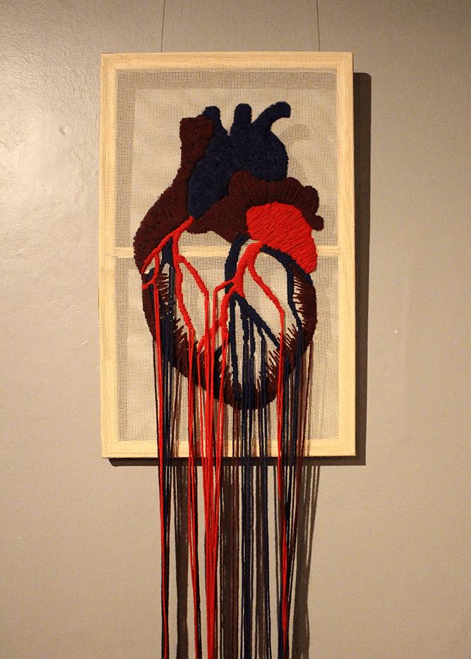 Exposição Dentro | Eulália Bordado Manual