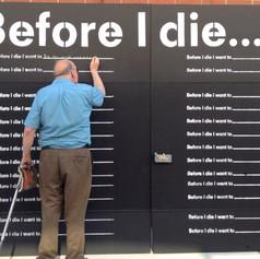 Before I Die Boards