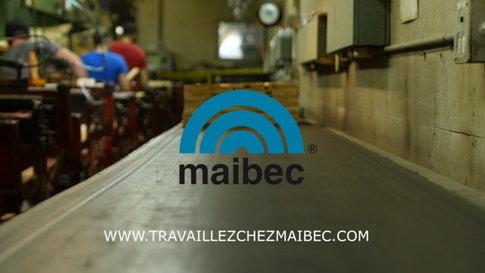 Vidéo RH Maibec - Usines de bardeau de cèdre