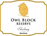 2018 Owl Block | Chardonnay | Label Image
