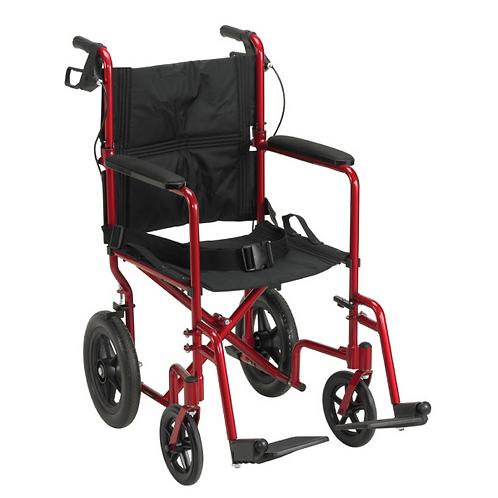 Chaise de Transport légère en aluminium