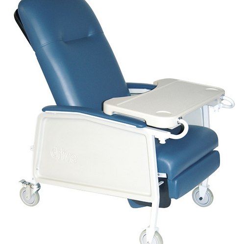 Fauteuil inclinable à 3 positions