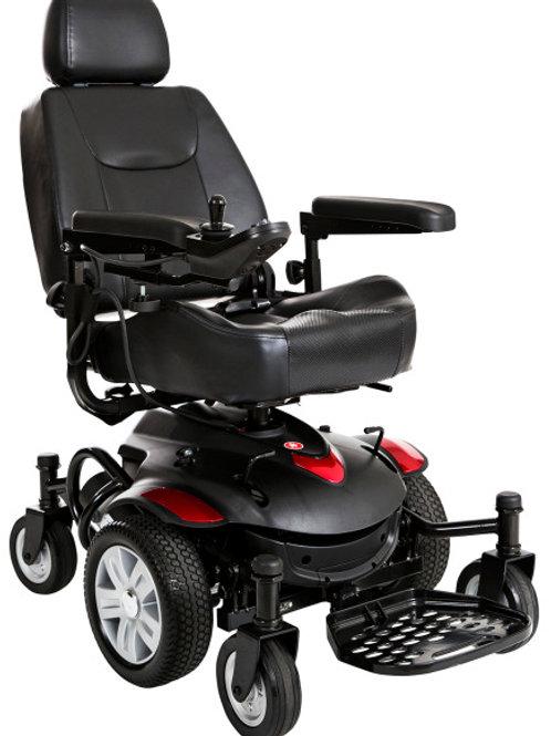 Titan AXS Powerchair à traction intermédiaire