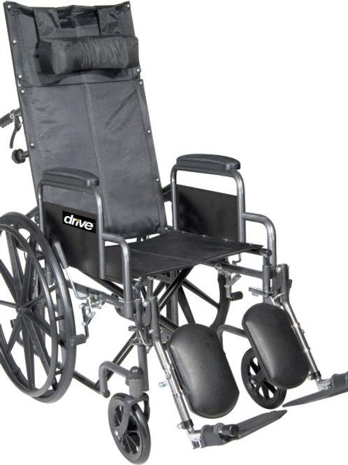 Fauteuil roulant à inclinaison complète Silver Sport