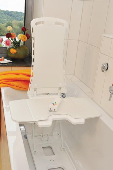 Lève-baignoire automatique Bellavita