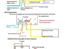 Wiring diagram for Plus Kit